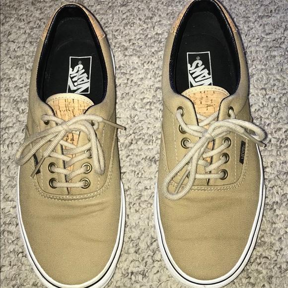 db80af3564 Vans Unisex Era 59 Cork Twill Incense Skate Shoe. M 5c2786ab1b329418d221c2f9